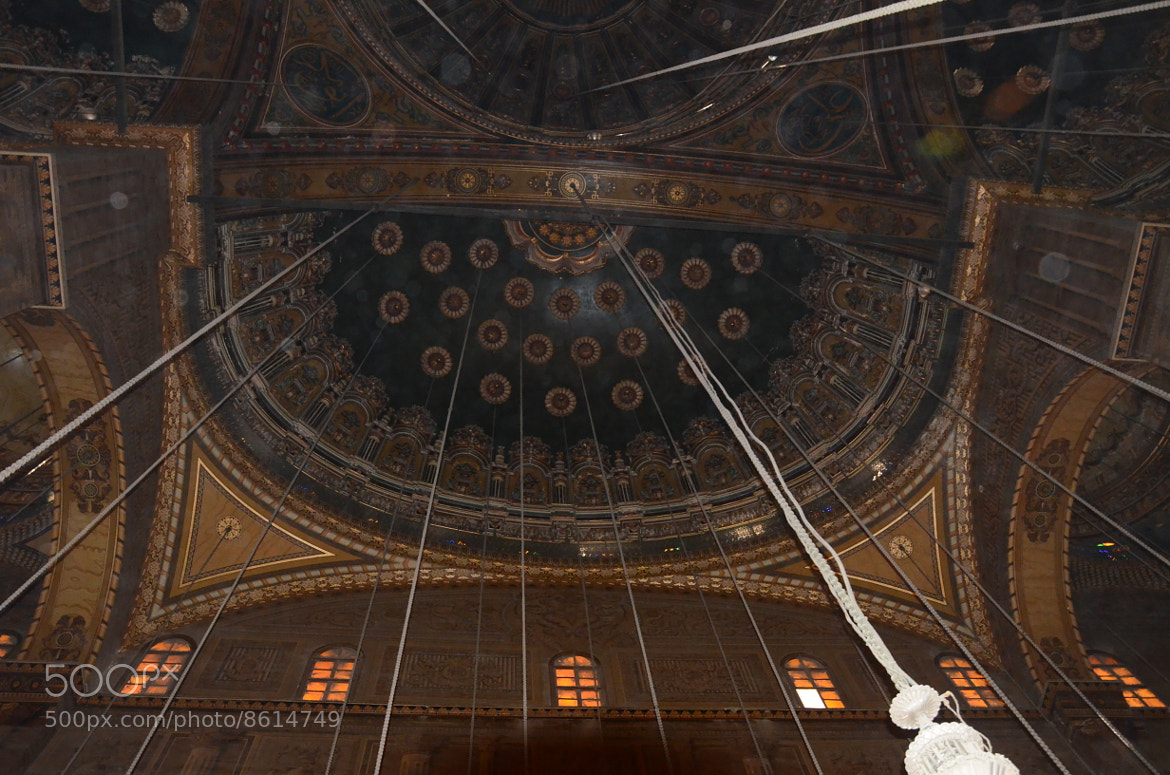 Photograph Ceiling  by Sam Azmy on 500px
