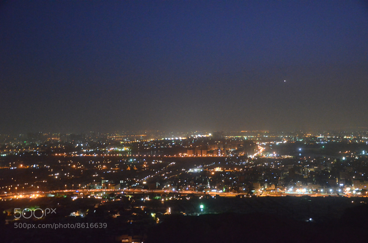 Photograph A City at night by Sam Azmy on 500px