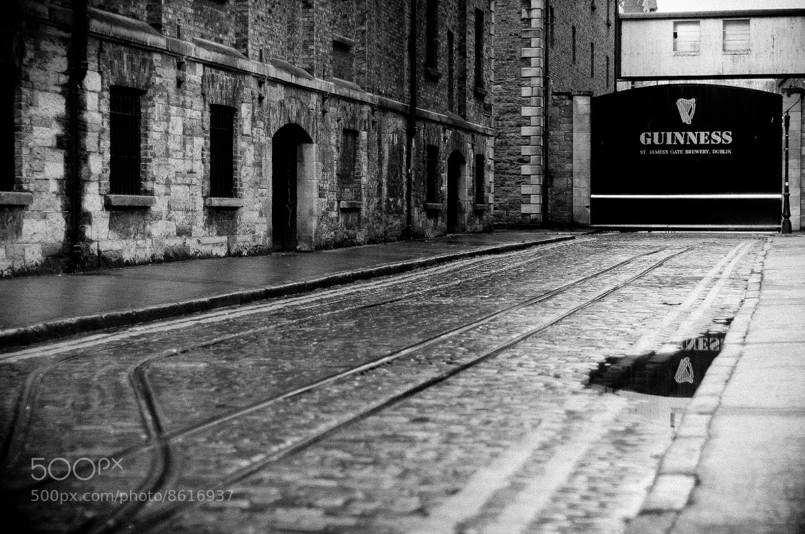 Photograph Guinness Storehouse, Dublin, Ireland by David Behan on 500px