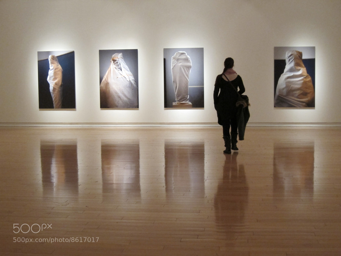 Photograph Pictures at an exhibition by Dimitra Ch on 500px