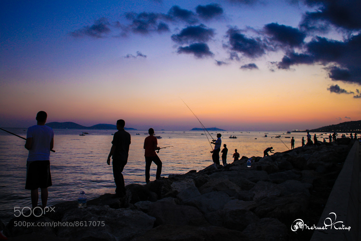 Photograph Fishing by Mehmet Kutup on 500px