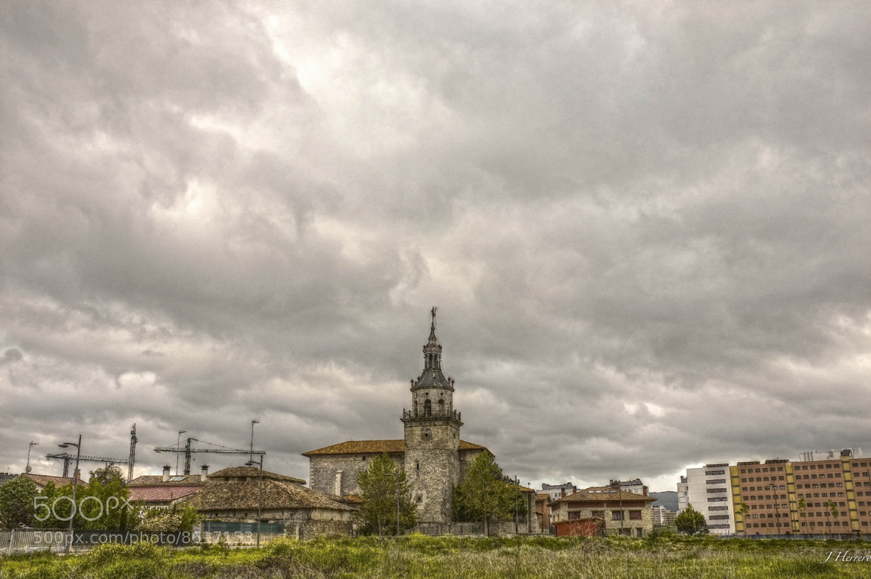 Photograph Storm Sky by Joseba Herrero on 500px