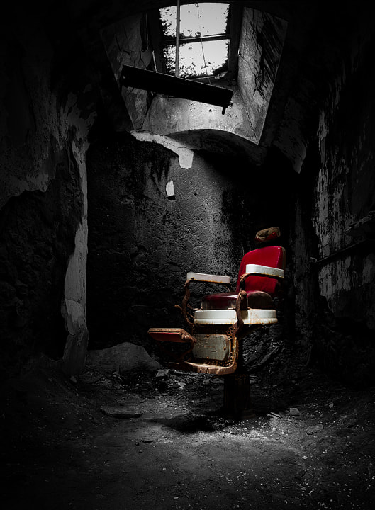Photograph Barber's Chair -  ESP by Brian Hagen on 500px