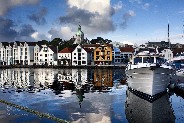 Photograph Puerto de Stavanger by Jesús Sánchez Ibáñez on 500px