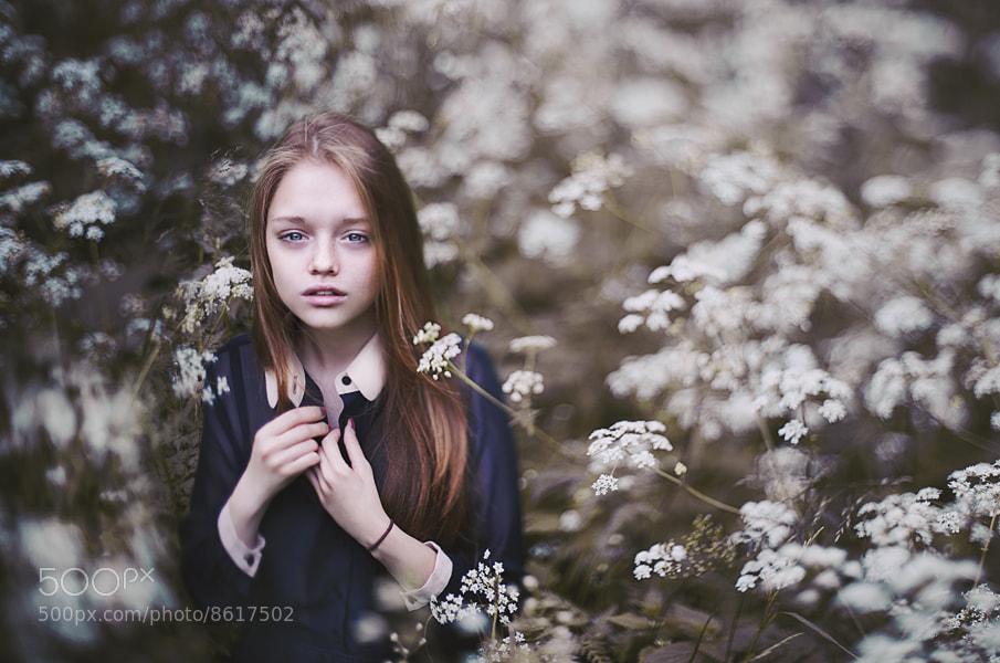 Photograph undress by Polina Brzhezinskaya on 500px