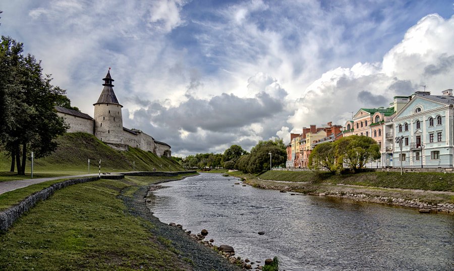 Photograph Pskov by Konstantin Ampilogov on 500px