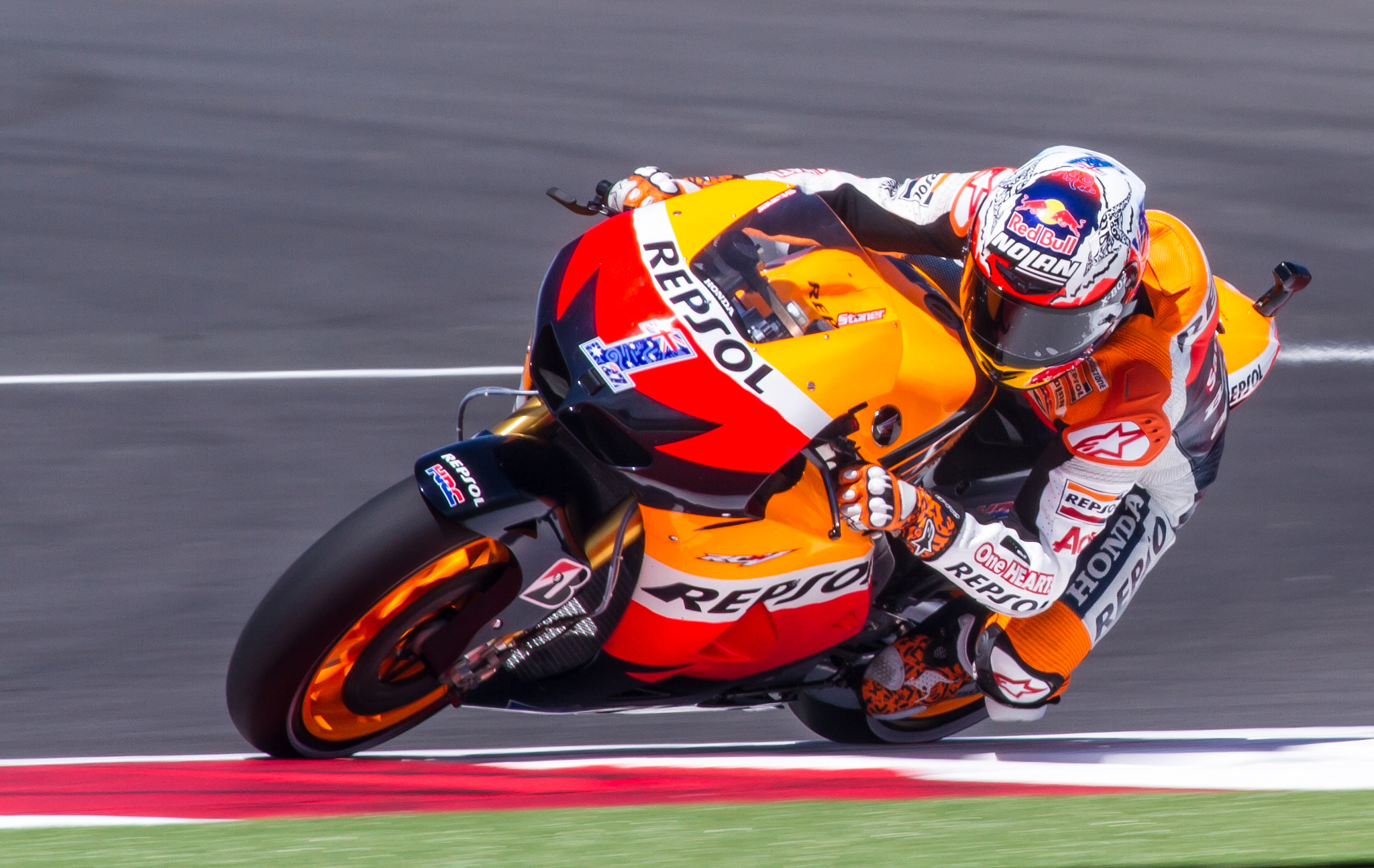 Photograph Casey Stoner by Andrew Wickens on 500px