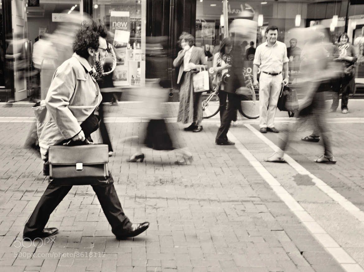 Photograph Hustle & Bustle  by Renee Cizek on 500px