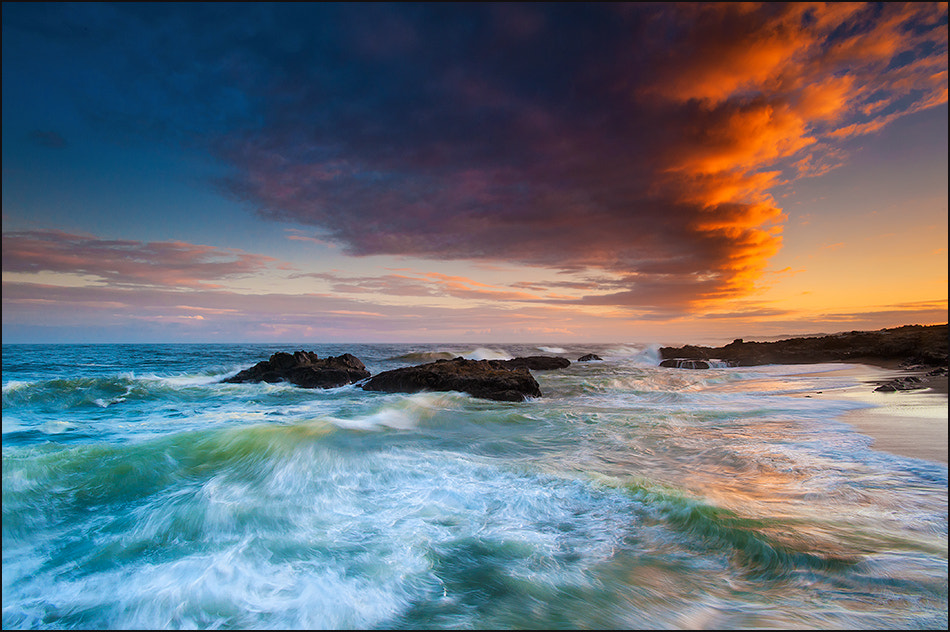 Photograph Burning Skies of Yachats by Igor Laptev on 500px