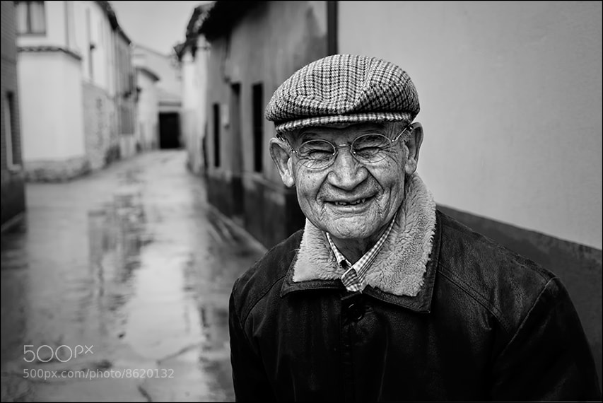 Photograph El señor Esteban by Miguel  Cabezas on 500px