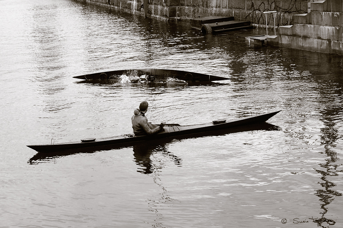 Photograph Life at the canals in Copenhagen 4 by Susie Knudsen on 500px