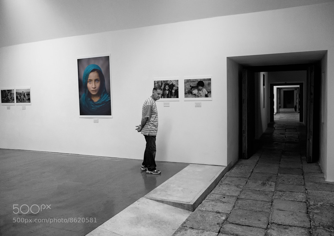 Photograph Admiring McCurry by Stanley Azzopardi on 500px