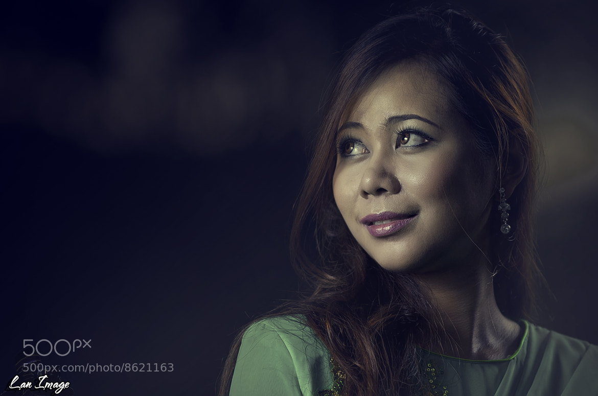 Photograph Azie 1 by Azlan Mohamad on 500px