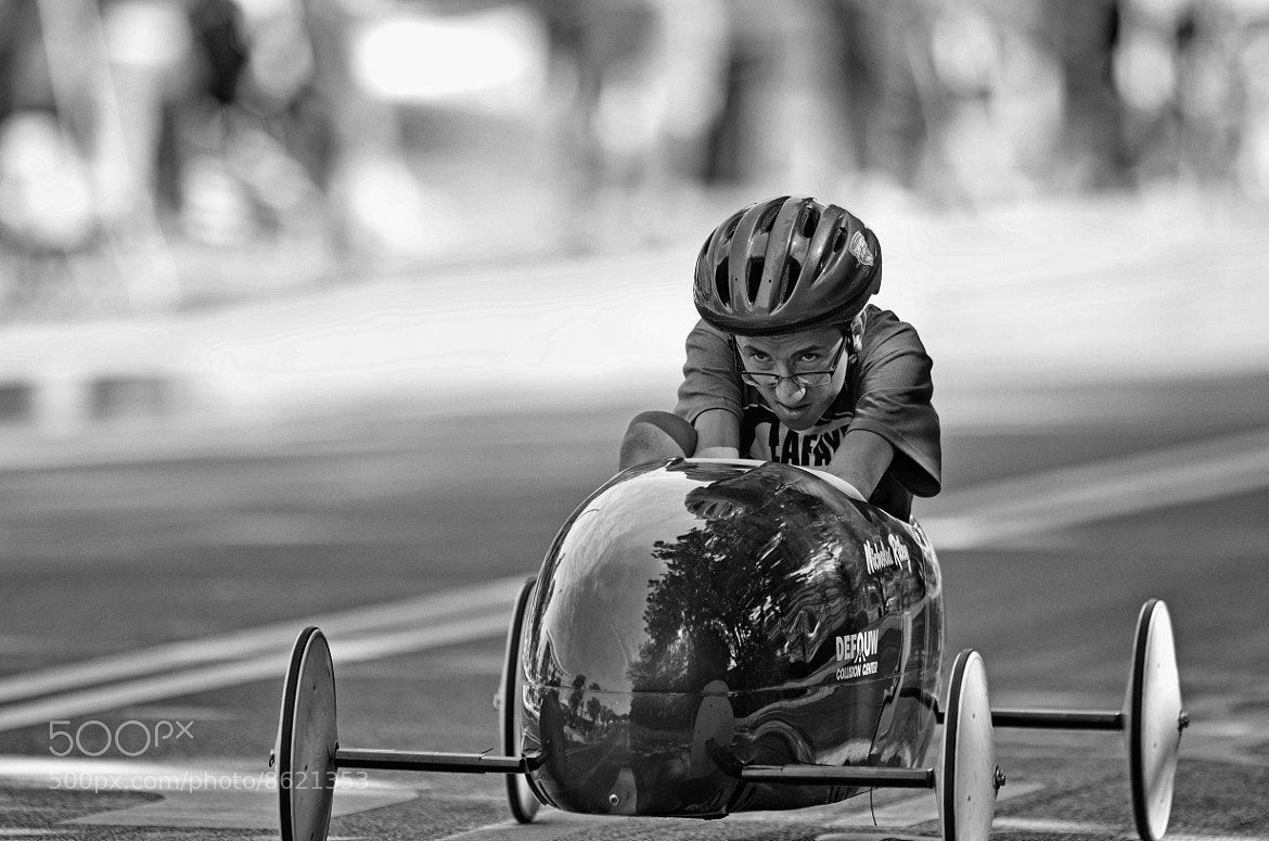 Photograph Soap Box Derby in West Lafayette by Carl Abernathy on 500px
