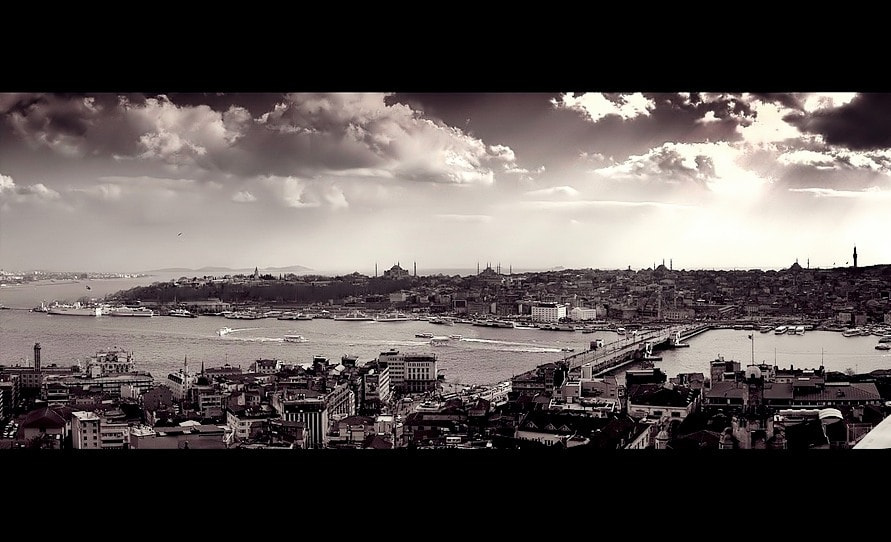 Photograph historical peninsula by Levent Yersal on 500px