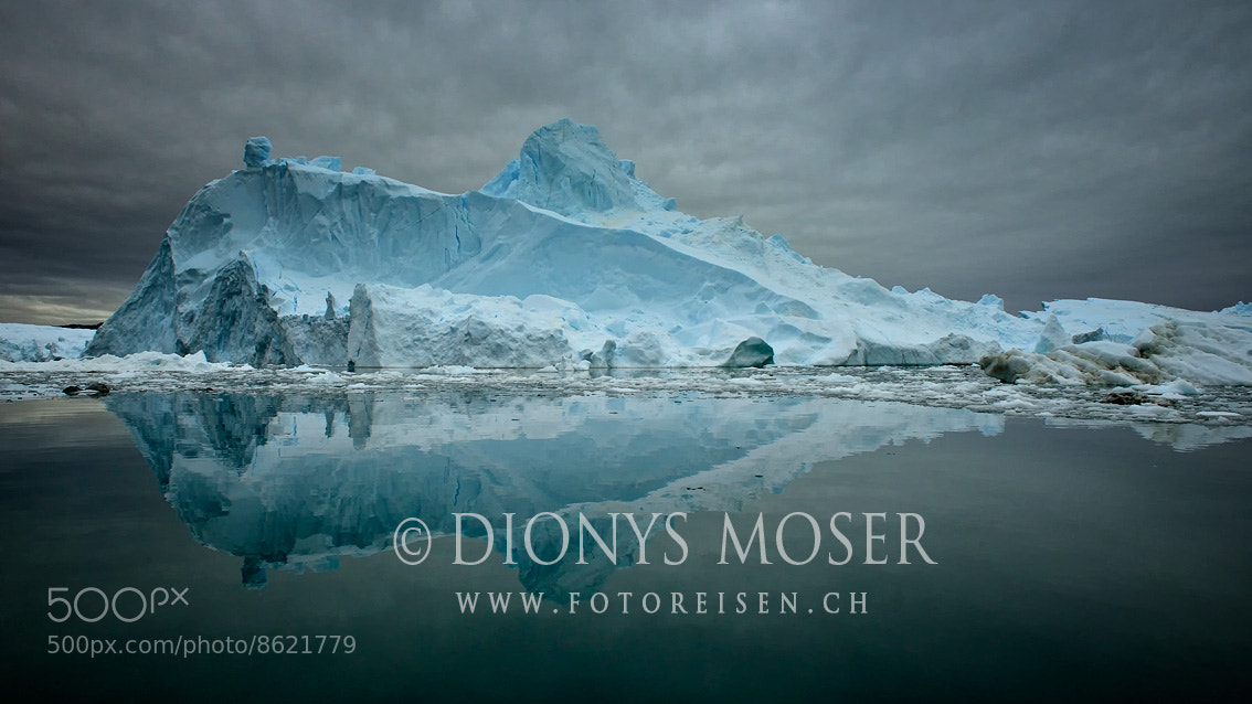 Photograph Giant by Dionys Moser on 500px