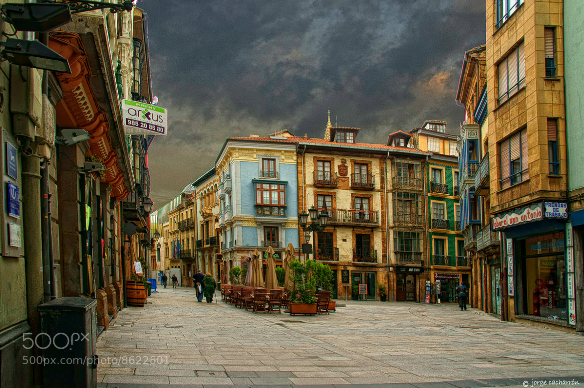 Photograph La plaza (I) by Jorge Cacharrón on 500px