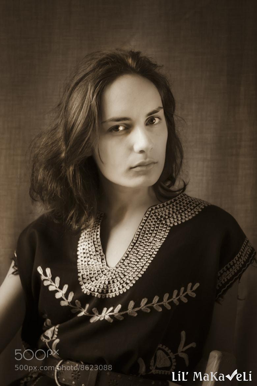 Photograph Lucy  by Edo  Harutyunyan on 500px