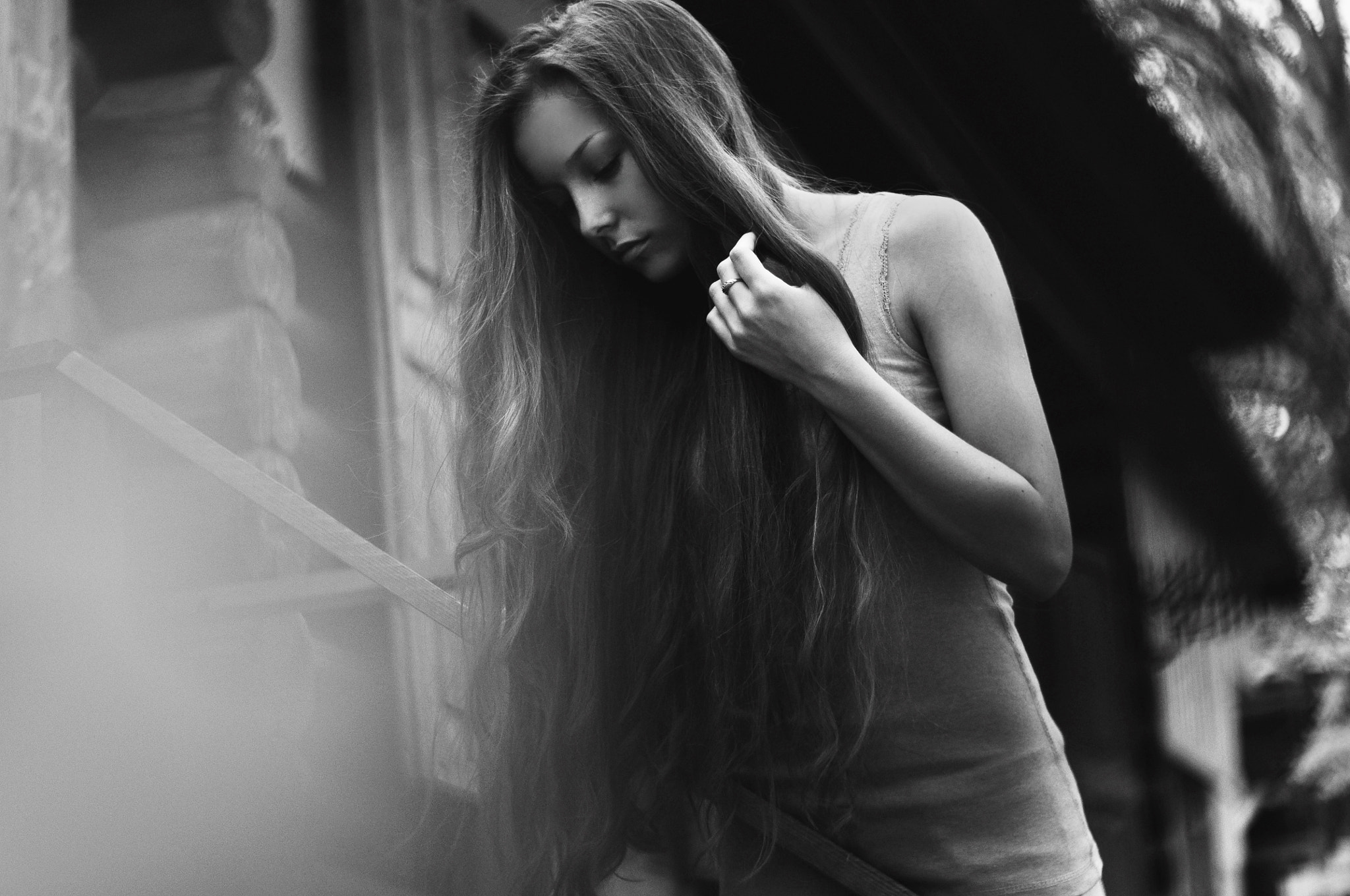 Photograph endless hair by Alina Cosmo on 500px