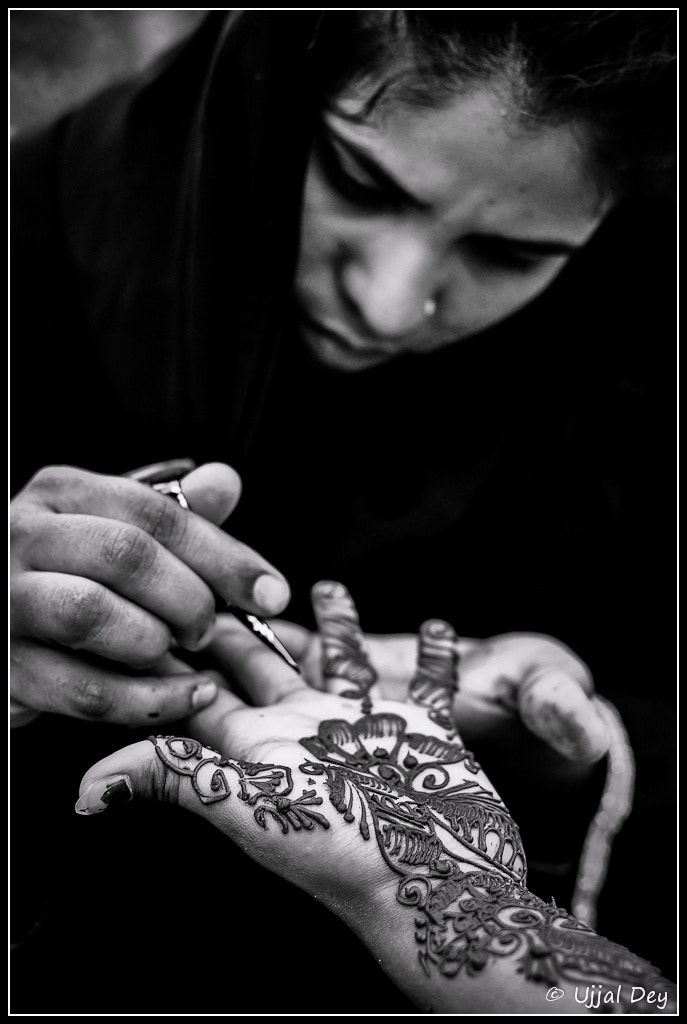 Photograph Mehndi by Ujjal Dey on 500px