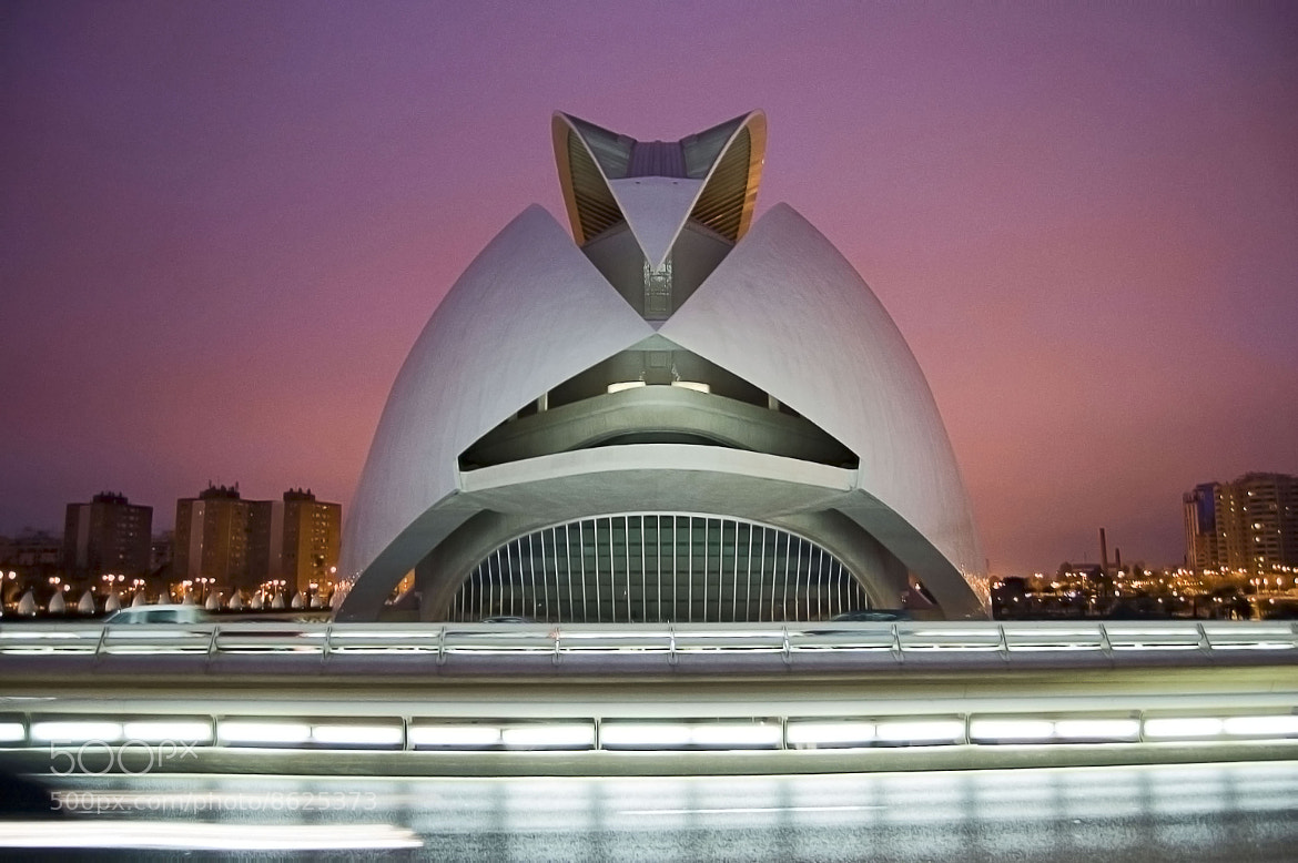 Photograph Opera Reina Sofía by David Genovés on 500px