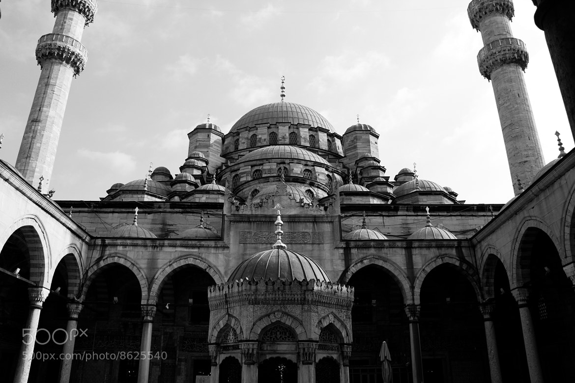 Photograph New Mosque by David Genovés on 500px