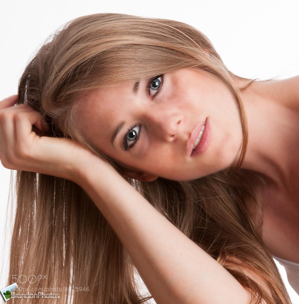 Photograph Beauty Headshot by Jonathan Brandon on 500px