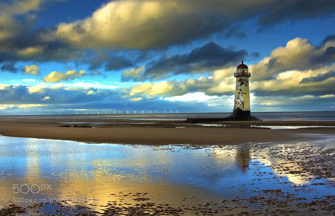 Photograph Talacre Sands by John Roberts on 500px