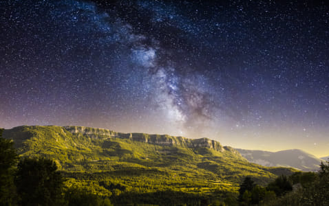 Milky-way by Heather Balmain on 500px