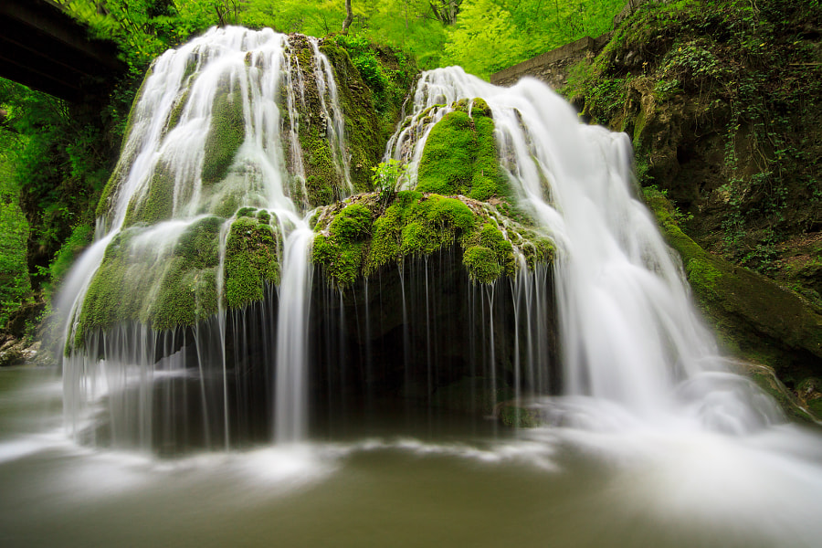 Bigar Waterfall by Sebastian Puraci on 500px.com