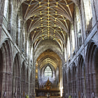 Постер, плакат: Chester Cathedral