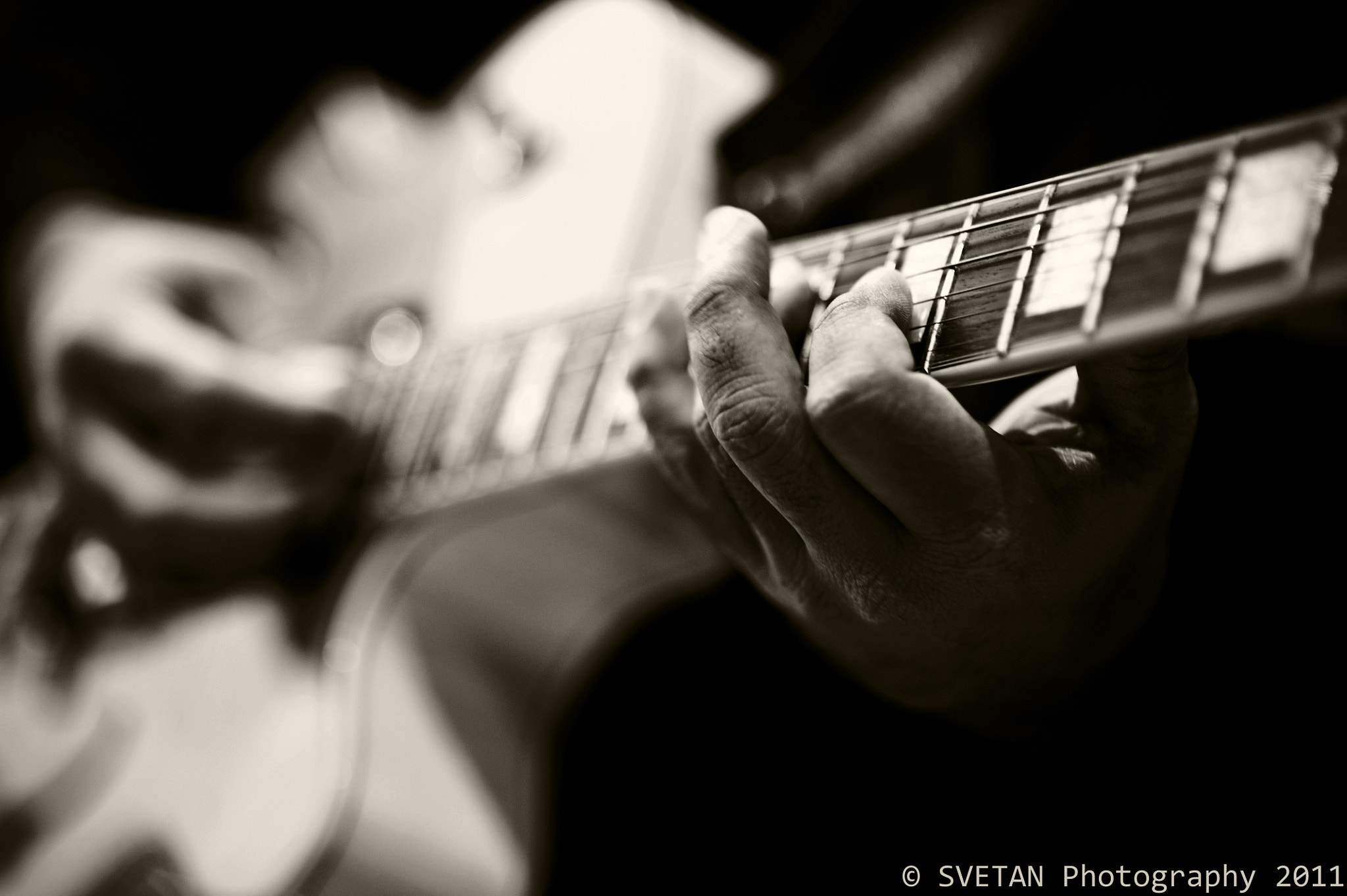 Photograph WHILE MY GUITAR... by ANVAR {SP} on 500px