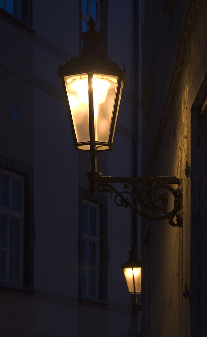 Photograph Lanterns of Prague by Mika  on 500px