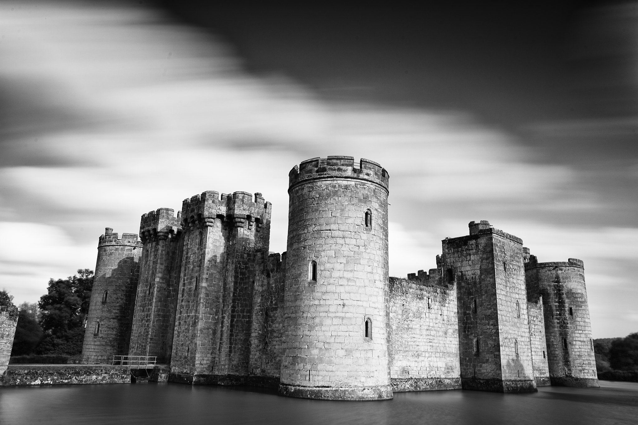 Photograph Bodiam Castle by Del Smith on 500px
