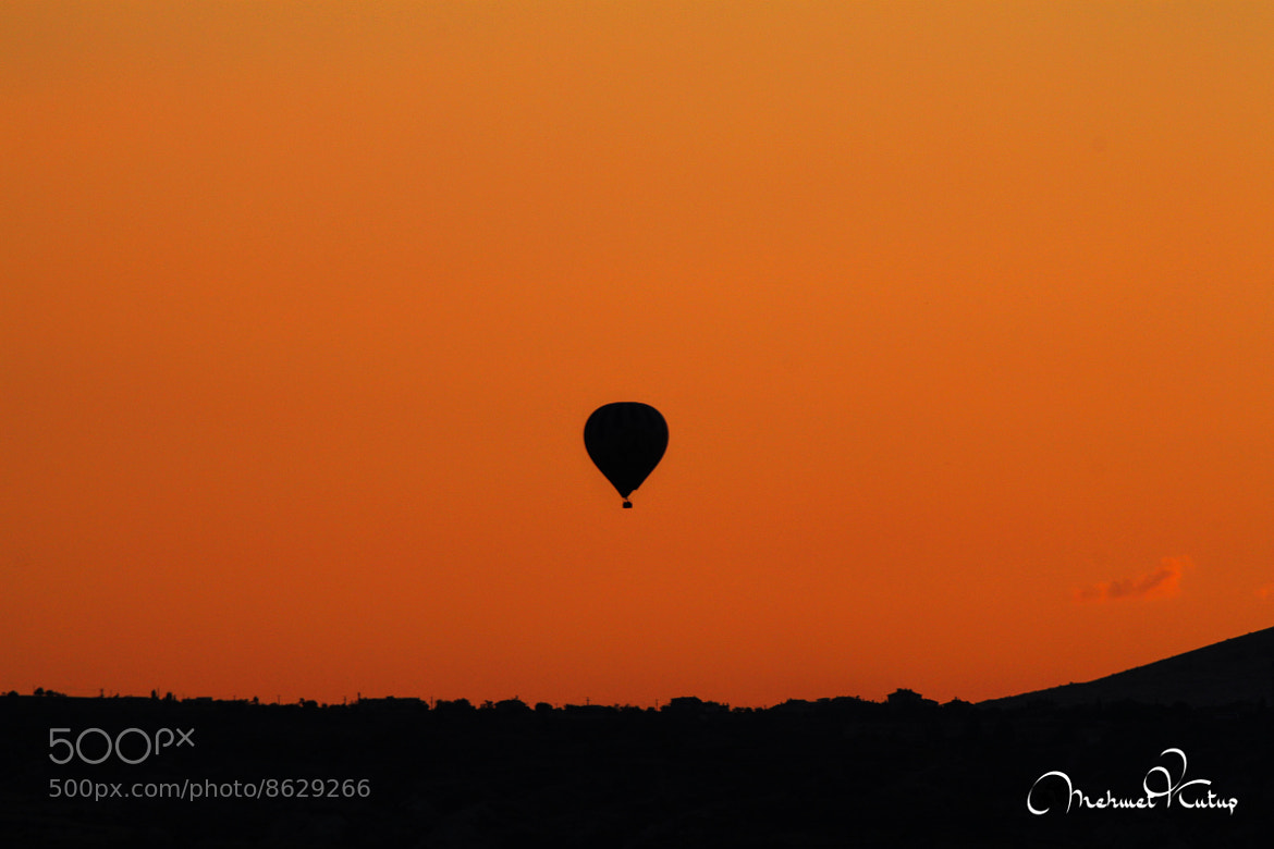 Photograph Baloon by Mehmet Kutup on 500px