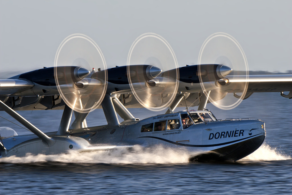 Photograph Dornier seaplane by Ander Aguirre on 500px