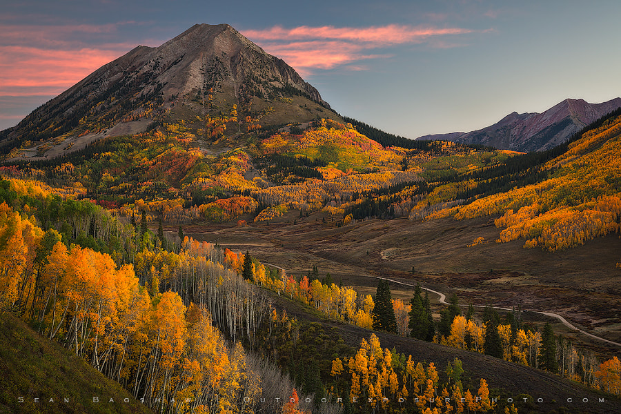 Photograph Gothic Peak by Sean Bagshaw on 500px