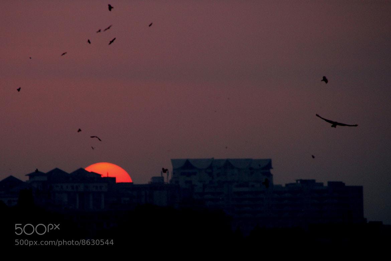Photograph Pakistani Sunset by Jan Kosela on 500px