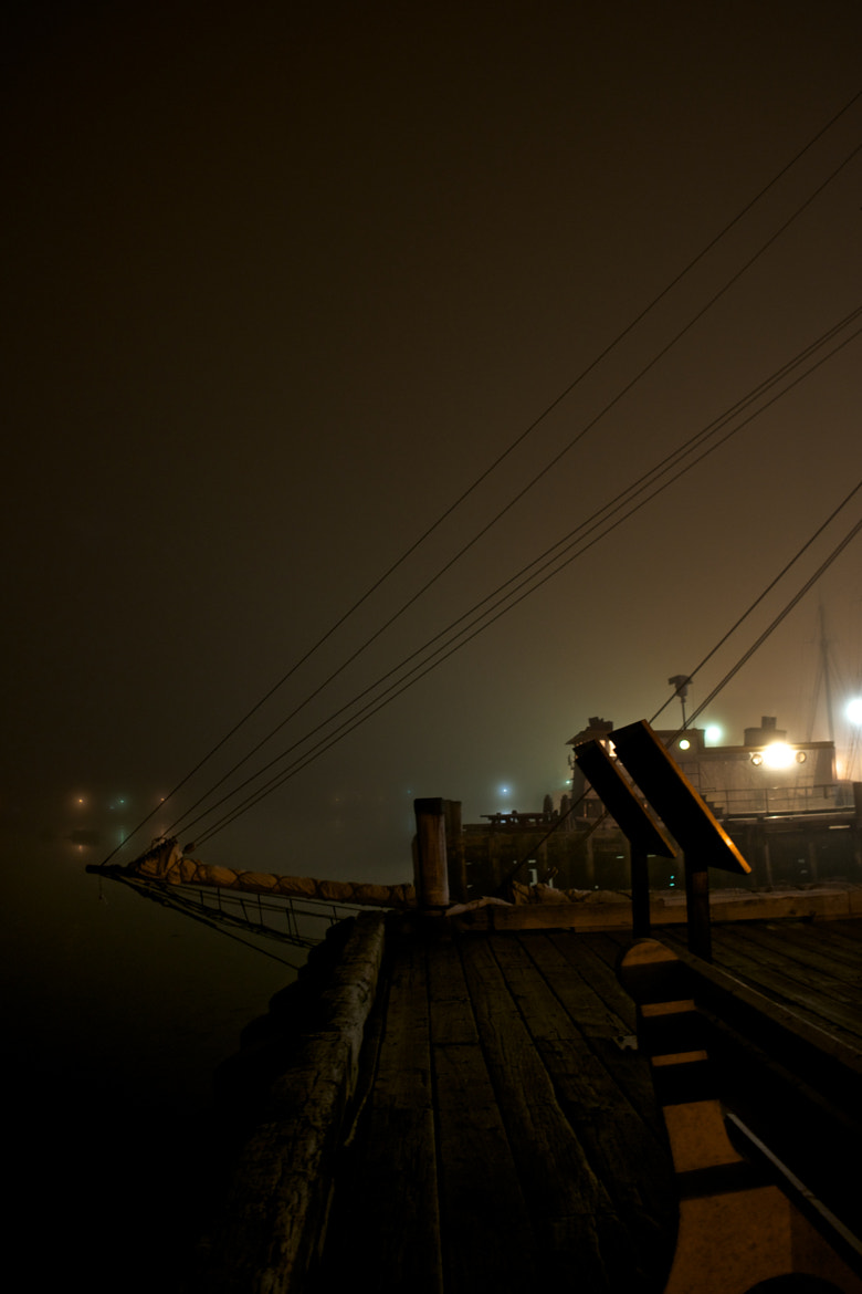 Photograph End of the Wharf by John McCarthy on 500px