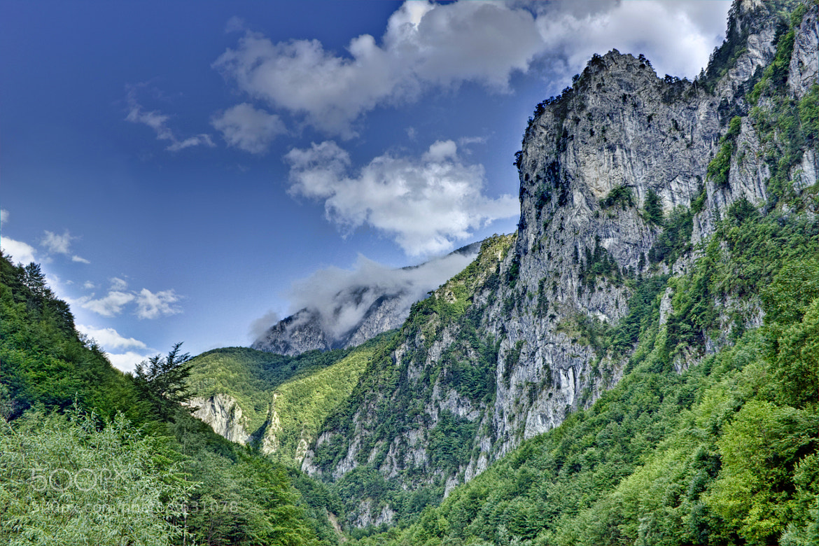 Photograph Accursed Mountains (HDR) by Vendenis . on 500px