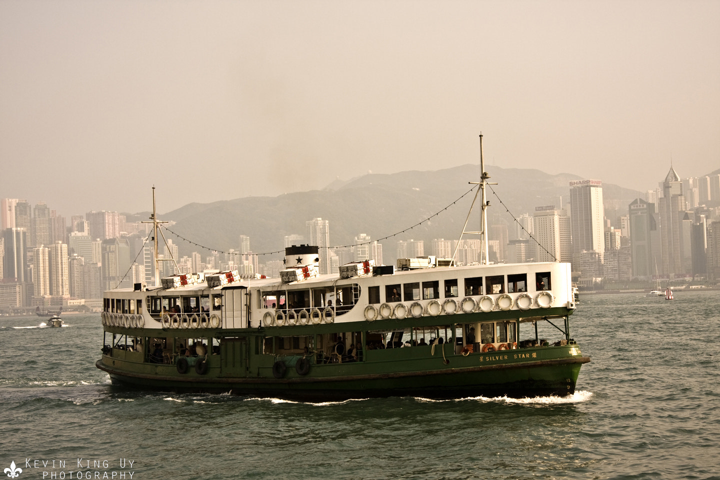 Photograph Star Ferry by Kevin Uy on 500px