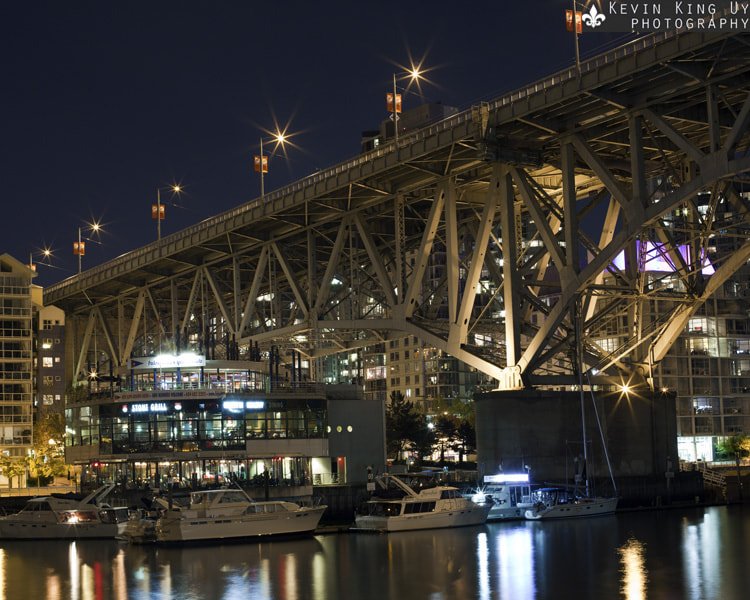 Photograph Granville Bridge by Kevin Uy on 500px