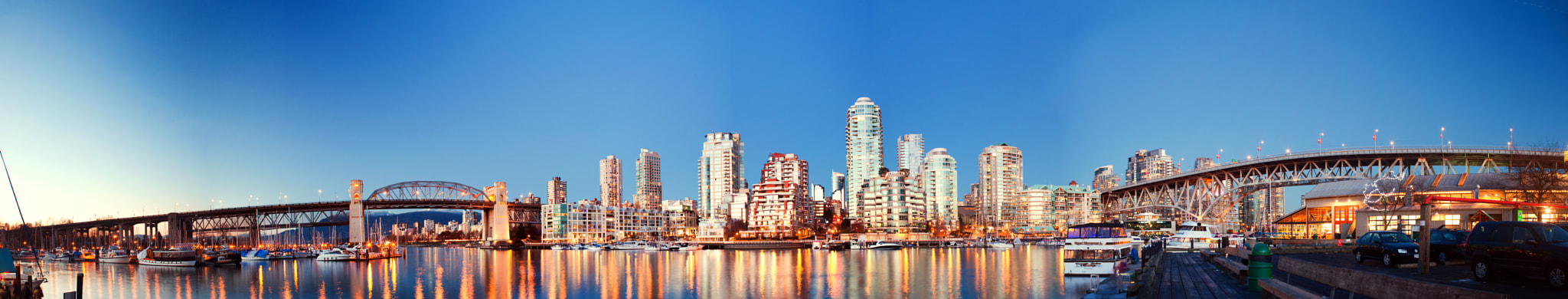 Photograph False Creek by Kevin Uy on 500px