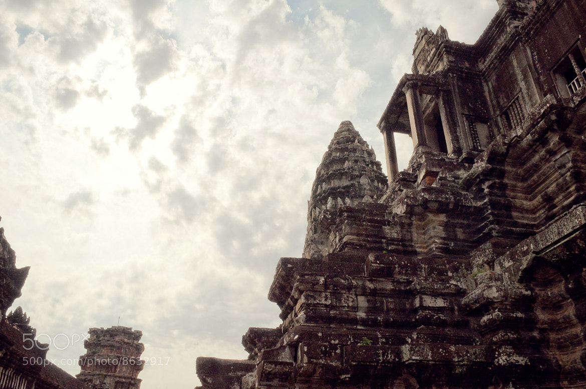 Photograph Angkor Wat by Tinkle Bel on 500px