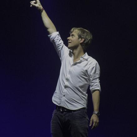 Concierto Armin Van Buuren - Intense