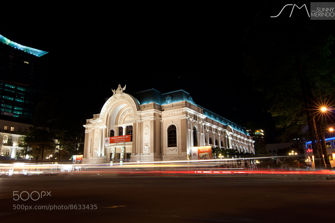 Photograph HC - Opera House by Sunny Merindo on 500px