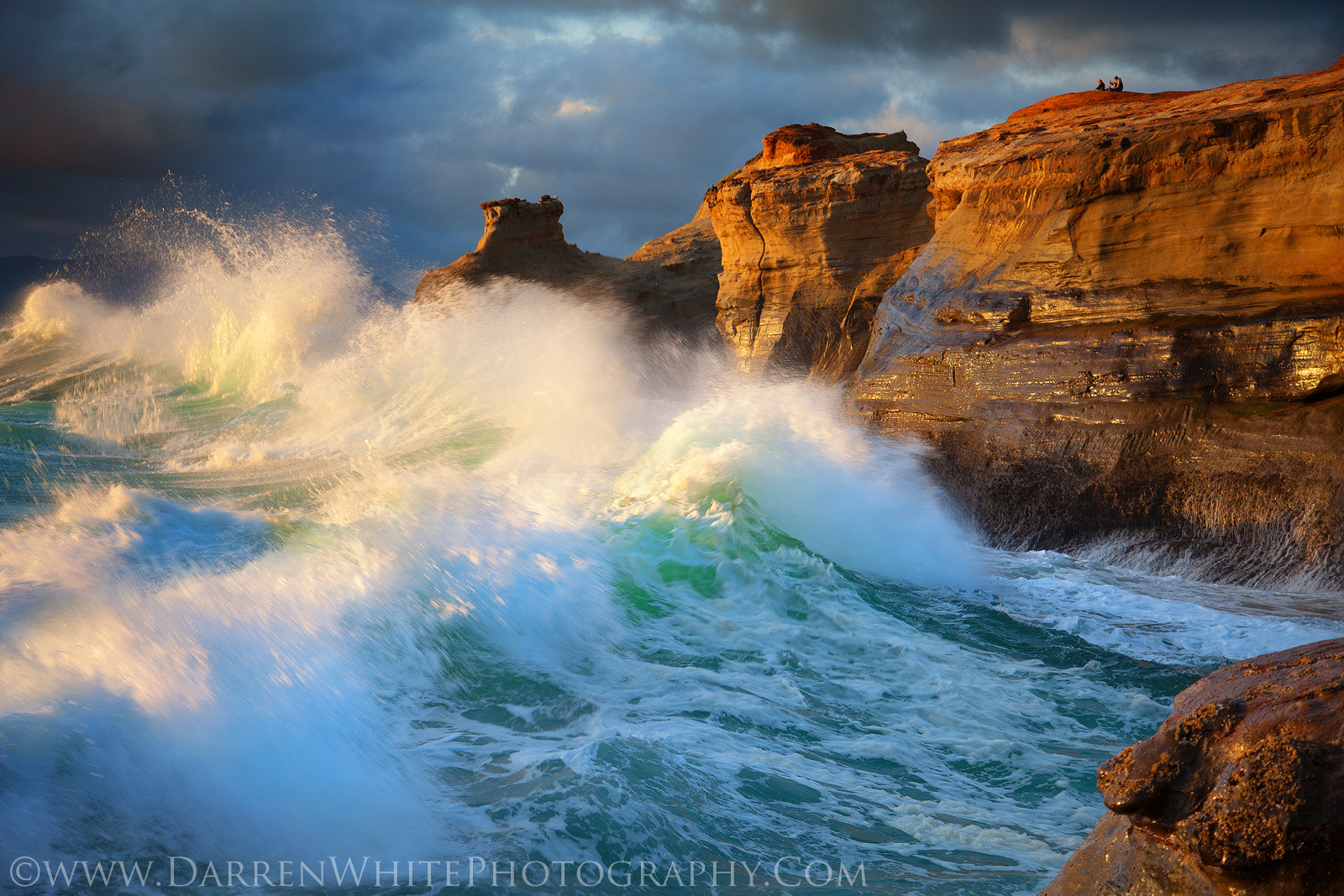 Photograph Storm Watchers by Darren  White on 500px