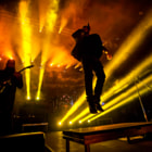 Постер, плакат: Three days Grace in Minsk 2014
