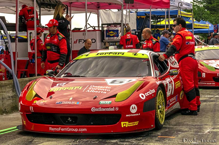 Ferrari of Ontario Ferrari 458 -1