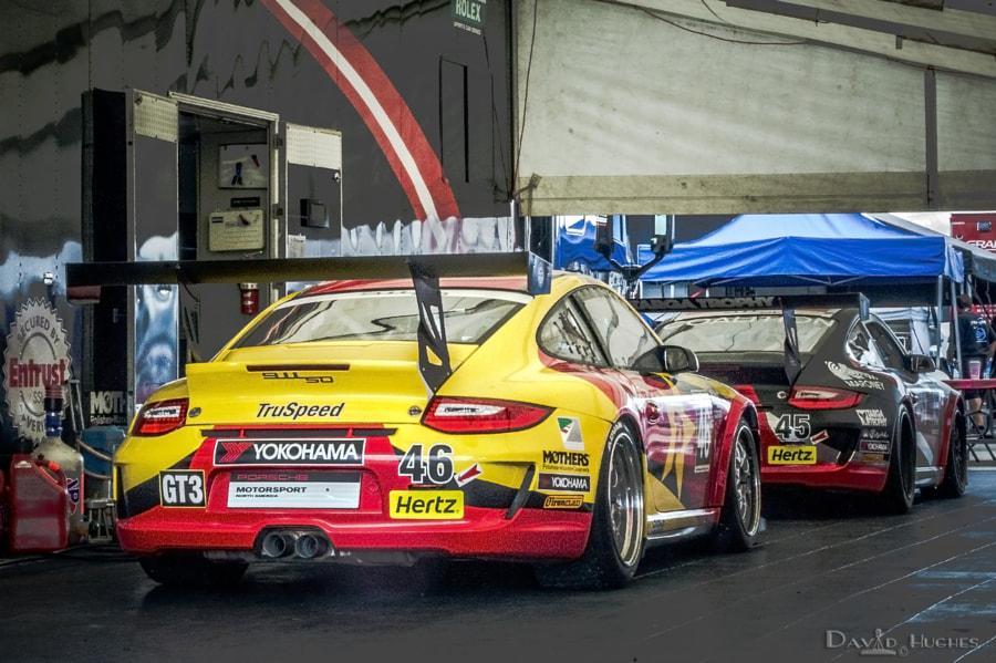 Grand-Am Porsche GT3 Cup Racer -3